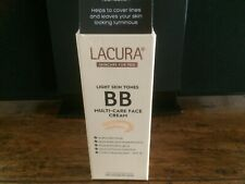 Lacura BB Cream For light skin tones UVA/UVB Protection - SPF 15 New & Boxed