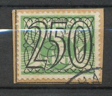Nederland  372 gebruikt op papier