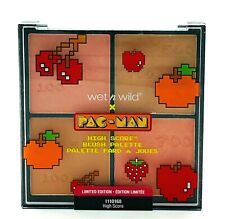 WET N WILD PAC-MAN High Score Blush Palette Limited Edition New Sealed