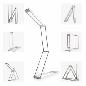 Foldable Eye Caring Desk Lamp 2-level Dimming LED Table Reading Lamp Home Office