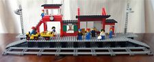 "Lego 7824 Railway Station (Trains 4.5/12V) ""1983 RARE"""