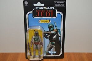 Star Wars The Vintage Collection: Return Of The Jedi BOBA FETT VC 186 BLUE SKY