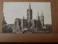 Postcard Truro Cathedral Cornwall Unposted Friths Card
