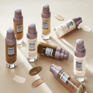 ❤️MAYBELLINE Dream Radiant Liquid Hydrating Foundation 30ml❤️