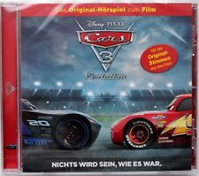 Disney / Pixar - Cars 3 - Evolution - Das Original-Hörspiel zum Film