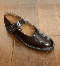 Vintage Unlisted Brown Maryjanes