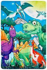 Fairy Tale Kinder Teppich Spielteppich Dino