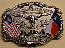 1st Annual Navy Ball N. Texas 2014 Navy SEAL Heros Navy Challenge Coin