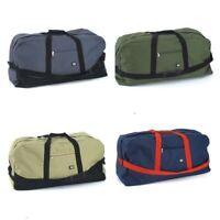 Large Duffle Bag Gym Overnight Travel Carry Luggage Shoulder Duffel 70x32x27cm