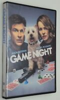GAME NIGHT DVD Couples' Murder Mystery Party Gets Out Of Control Jason Bateman