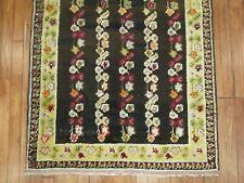 Antique Turkish Oushak Ushak Melas Rug Size 3'2''x5'7''