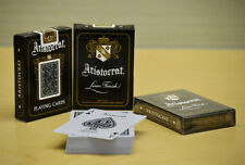 Aristocrat Black Limited Edition Playing Cards Deck Brand New Sealed