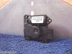 ACTUATOR Motor Climate Control OEM YW4H-19E616-EA Fits Thunderbird Lincoln LS A6