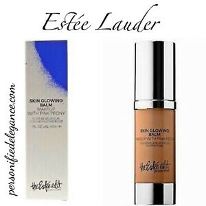 NEW The Estee Edit by Estee Lauder Skin Glowing Balm w/Pink Peony 400 Amber $36