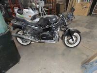 KAWASAKI ZX10 B1 MOTORCYCLE PARTS MOST AVAILABLE BIKE
