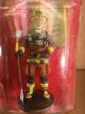 Firefighter Fireman Montréal Canada  2003  del Prado item BOM022