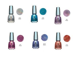 China Glaze Nail Lacquer from OMG! Flashback Collection Nail Polish 0.5 oz 1pc