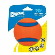 Chuckit Ultra Ball Extra Large XL 9cm Durable Rubber Fetch Play Toy Game for Dog