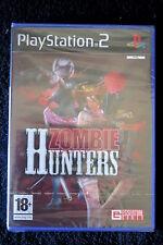 PS2 : ZOMBIE HUNTERS 2 - Nuovo, sigillato ! Capolavoro ! Dai 18 anni in su !