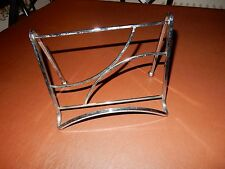 ART DECO  - ANTIQUARIAN  CHROME  LARGE BOOK OR MUSIC STAND  DESIGN CLASSIC  VGC