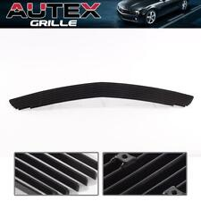 Aluminum Black Lower Bumper Billet Grille Insert For Ford Mustang V6 2010-2012