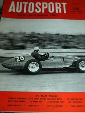 1953 GOODWOOD BARC International KEN Wharton BRM Connaught De Graffenried ROLT