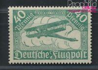 Deutsches Reich 112b geprüft postfrisch 1919 Flugpostmarken (8984234