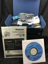 Panasonic digital camera LUMIX LUMIX Precious Silver DMC-FX33 NEW J3
