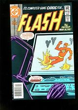 Flash 304 (9.0) 1St App Colonal Computron Dc (b047)