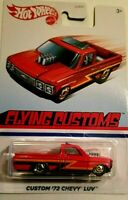 Hot Wheels Flying Customs 72 Chevy Luv Truck  Brand New!