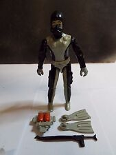 VINTAGE 8O's ORIGINAL GI JOE ACTION FORCE TORPEDO 100% COMPLETE 1983