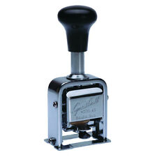 Great Wall Numbering Machine 45 9 Action Black - PQ360045