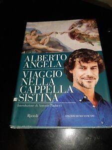 VIAGGIO NELLA CAPPELLA SISTINA di ALBERTO ANGELA