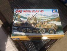 ITALERI 1/35  SWS WITH FLAK 43