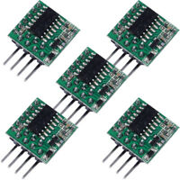 2//5//10x AT43 DC 3-12V Timer Delay Switch Circuit Module Timing 1s-20h Lot