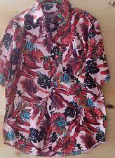 Tiki Style Men's XXL Cotton Shirt