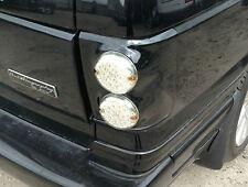 RANGE ROVER P38 SET BLACK LED REAR LAMP LIGHT INDICATOR (LEFT & RIGHT)