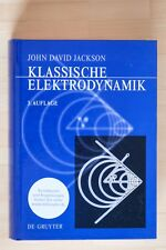 Klassische Elektrodynamik, John David Jackson, 3. Auflage