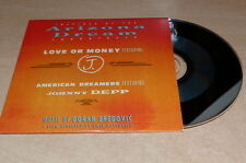 Goran Bregović  - JOHNNY DEPP - AMERICAN DREAMER !!!RARE CD PROMO !!FRANCE!!!!!!