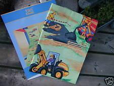 2 Kinder Kopfkissen Hülle 65 x 65 cm mit Knöpfen Herding Kids Best Baustelle NEU