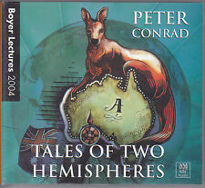 AUDIO CDs:PETER CONRAD, TALES OF TWO HEMISPHERES, BOYER 2004