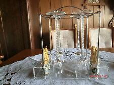 Underberg Großer Ständer für 4 Gläser und 8 Underbergflaschen