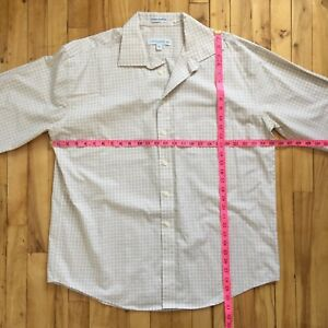 Joseph & Feiss Non Iron Button Down Dress Shirt 17 1/2   34/35
