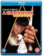 Clockwork Orange 7321900156745 With Malcolm McDowell Blu-ray / Special Edition
