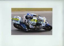 Tommy Hill Worx Crescent Suzuki BSB 2010 Signed 6
