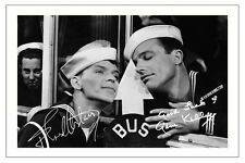 FRANK SINATRA & GENE KELLY ANCHORS AWEIGH AUTOGRAPH SIGNED PHOTO PRINT
