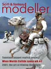 Sci-Fi & Fantasy Modeller #18 - 2001, Lost in Space, Star Wars, The Time Machine