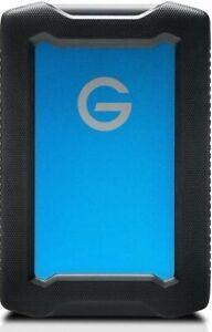 Brand New: G-Technology 1TB ArmorATD External Hard Drive - USB-C, USB 3.1 Gen 1