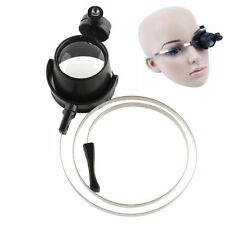Lighted Magnifier Head Band LED Magnifying Glass Lens 15X Magnification Loupe