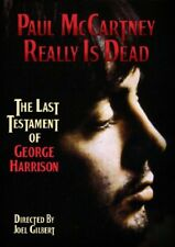 Paul McCartney Really Is Dead: Last Testament of [New DVD]